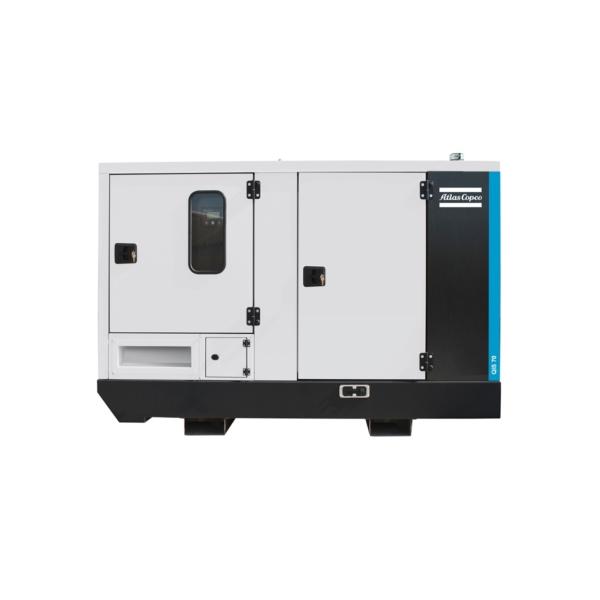 Дизельный генератор Atlas Copco QIS 70 с АВР