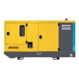 Дизельный генератор Atlas Copco QES 85