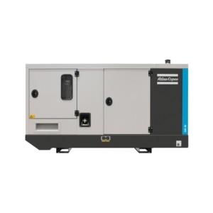 Дизельный генератор Atlas Copco QIS 95U с АВР