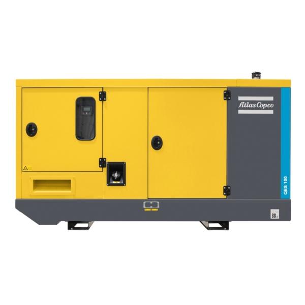 Дизельный генератор Atlas Copco QES 100 с АВР