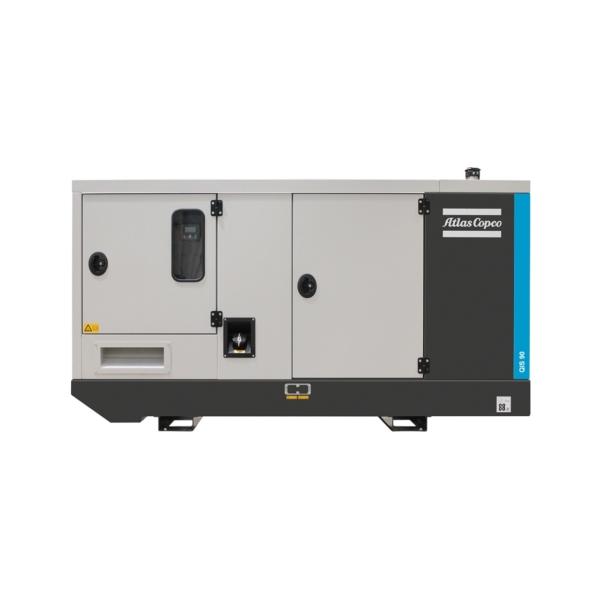Дизельный генератор Atlas Copco QIS 115U с АВР