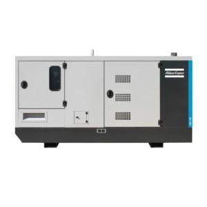 Дизельный генератор Atlas Copco QIS 135 с АВР