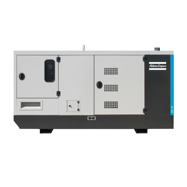 Дизельный генератор Atlas Copco QIS 175 с АВР