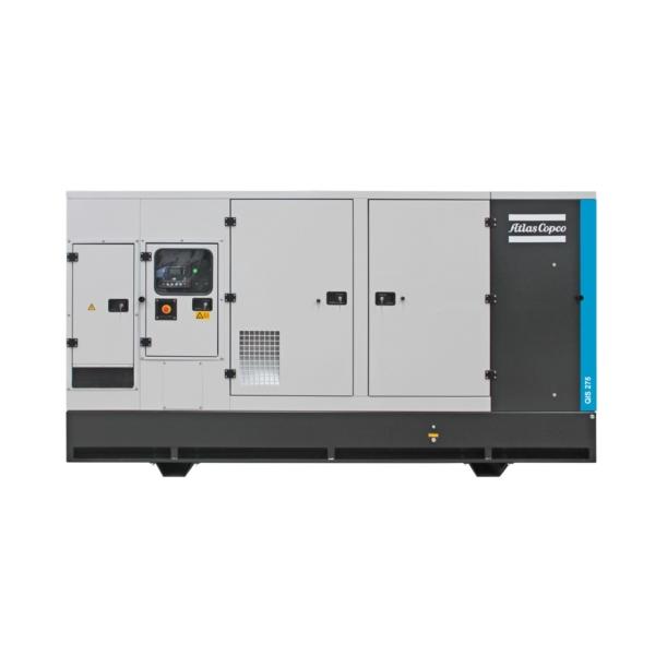 Дизельный генератор Atlas Copco QIS 275 с АВР