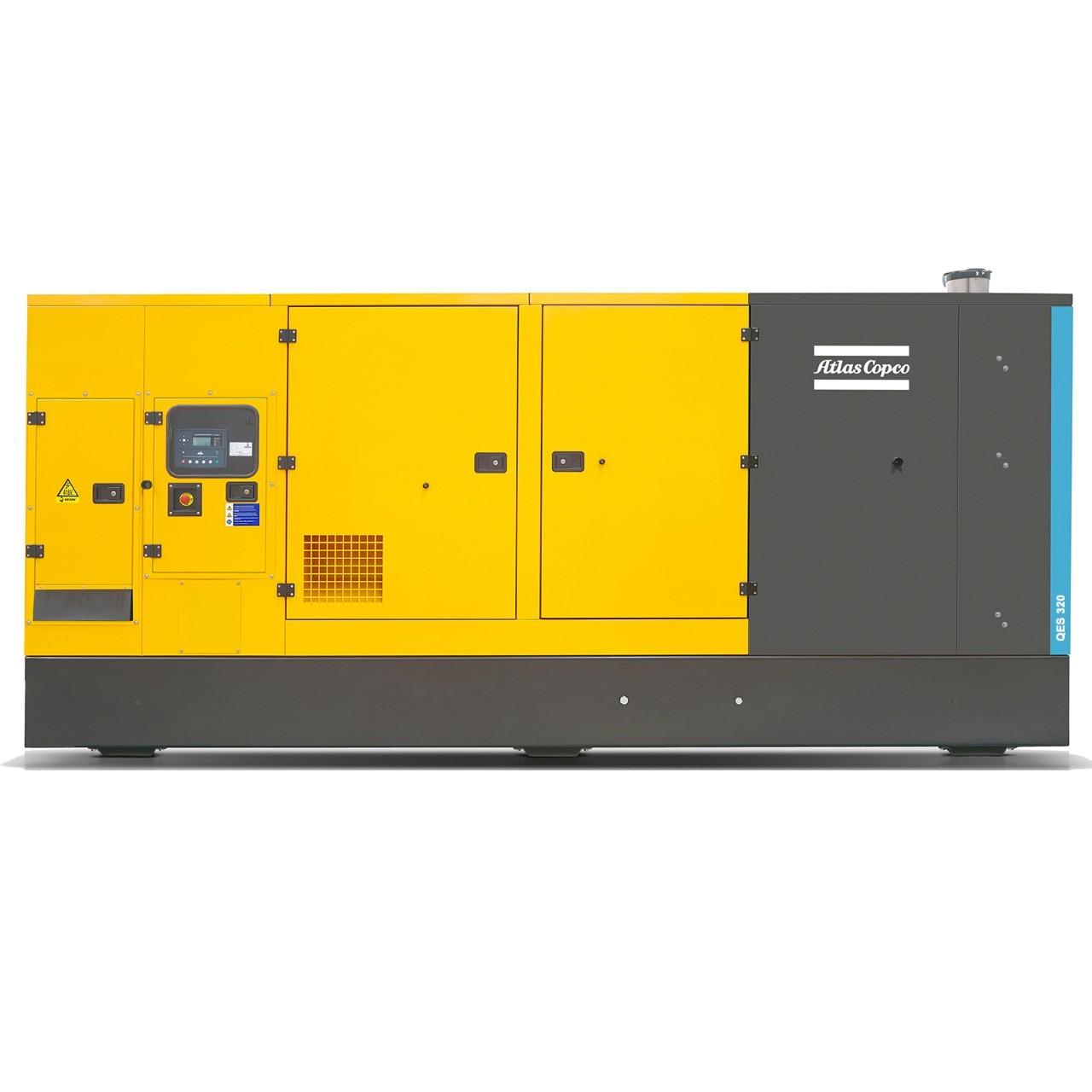 Дизельный генератор Atlas Copco QES 320 с АВР