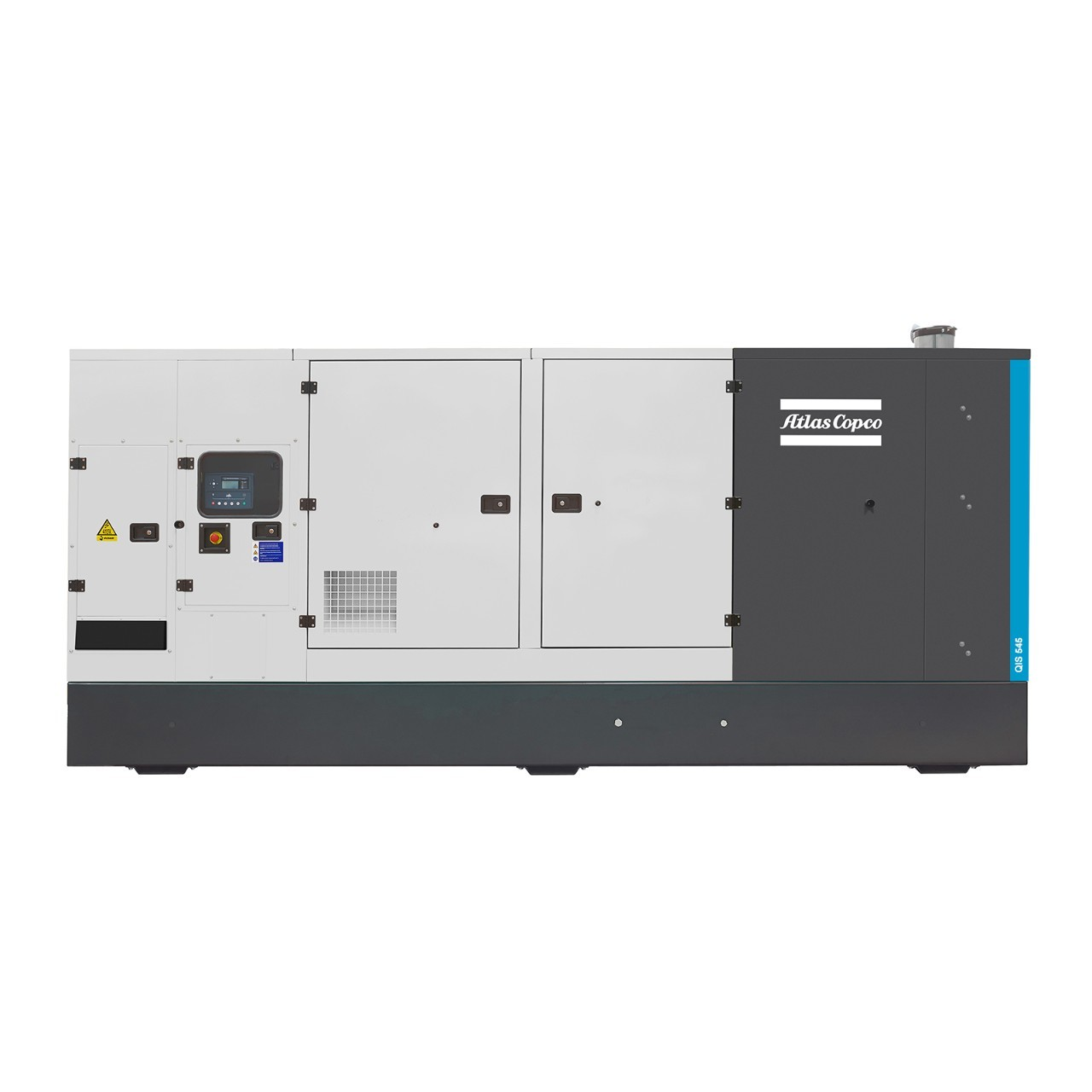 Дизельный генератор Atlas Copco QIS 545 с АВР