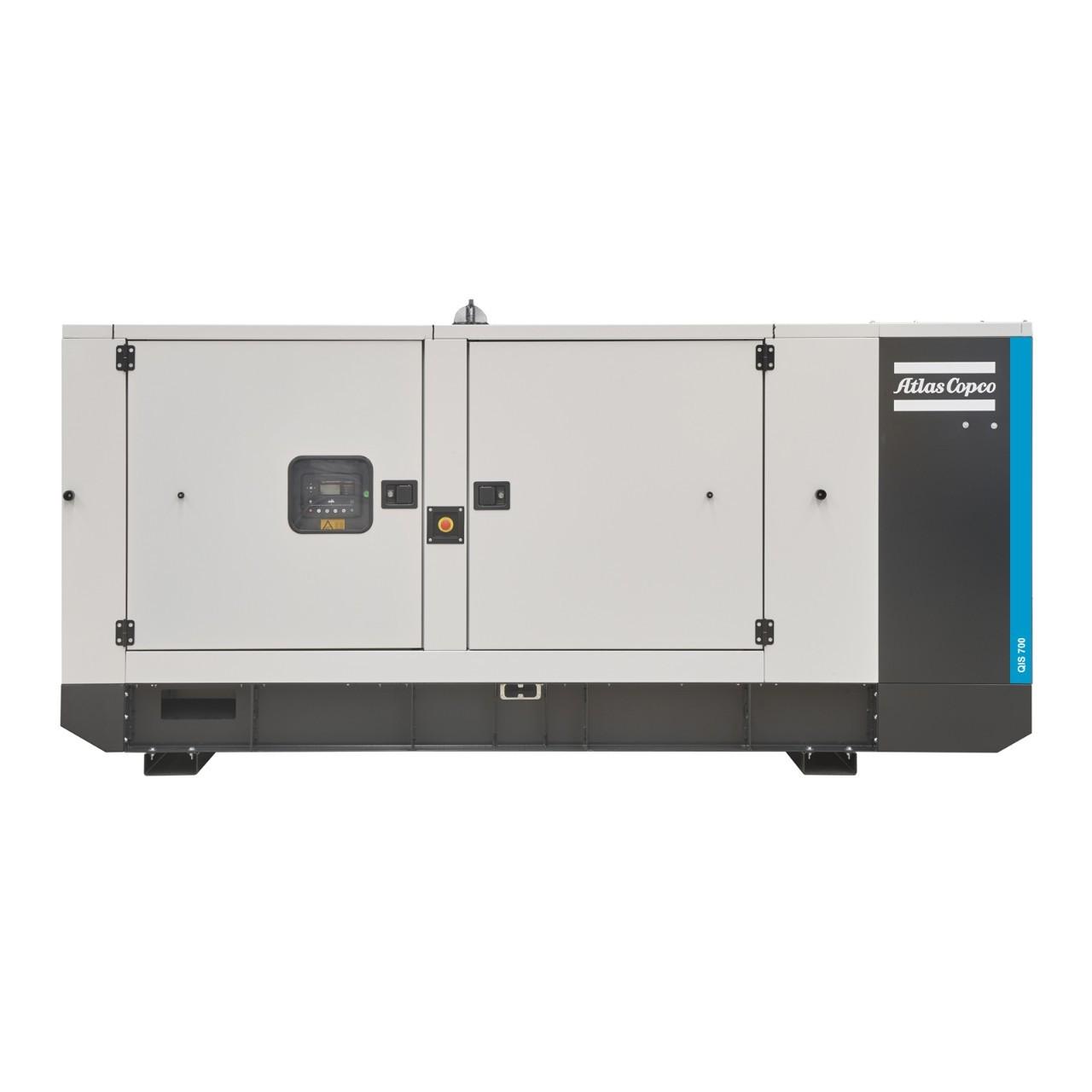 Дизельный генератор Atlas Copco QIS 700 с АВР