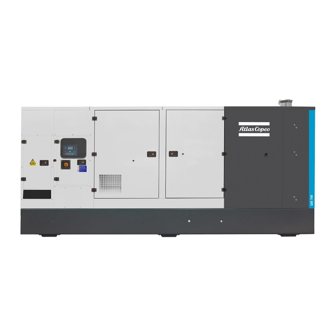 Дизельный генератор Atlas Copco QIS 705 с АВР