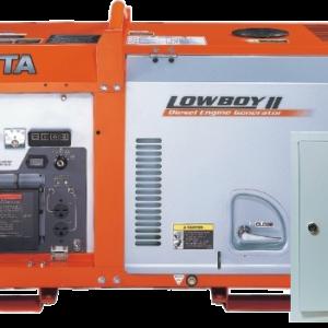 Дизельный генератор KUBOTA GL9000 с АВР
