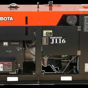 Дизельный генератор KUBOTA J116