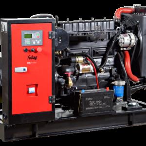 Дизельный генератор FUBAG DS 27 DA ES с АВР