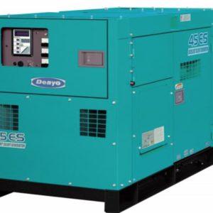Дизельный генератор Denyo DCA-45ESI с АВР