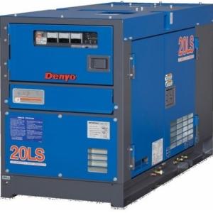 Дизельный генератор Denyo DCA-20LSK с АВР