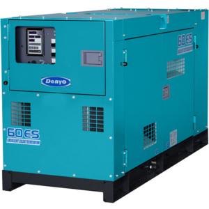 Дизельный генератор Denyo DCA-60ESI2