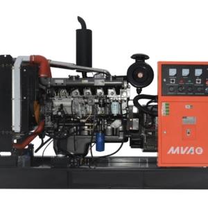 Дизельный генератор MVAE АД-110-400-Р с АВР