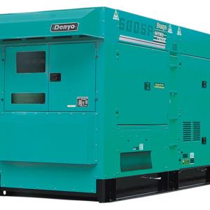 Дизельный генератор Denyo DCA-500SPK