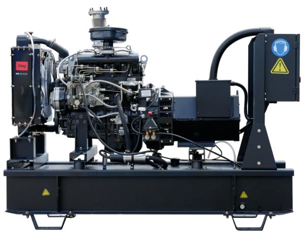 Дизельный генератор FUBAG DS 22 DA ES с АВР