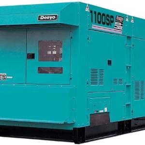 Дизельный генератор Denyo DCA-1100SPM