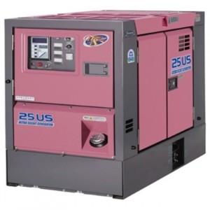 Дизельный генератор Denyo DCA-25USI2 с АВР