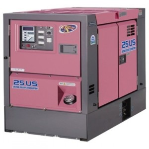 Дизельный генератор Denyo DCA-25USI2