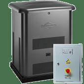 Газовый генератор Briggs & Stratton G80 с АВР