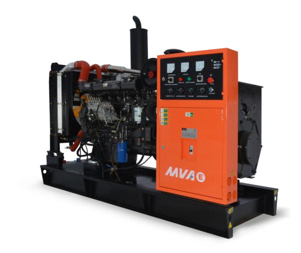 Дизельный генератор MVAE АД-80-400-Р с АВР