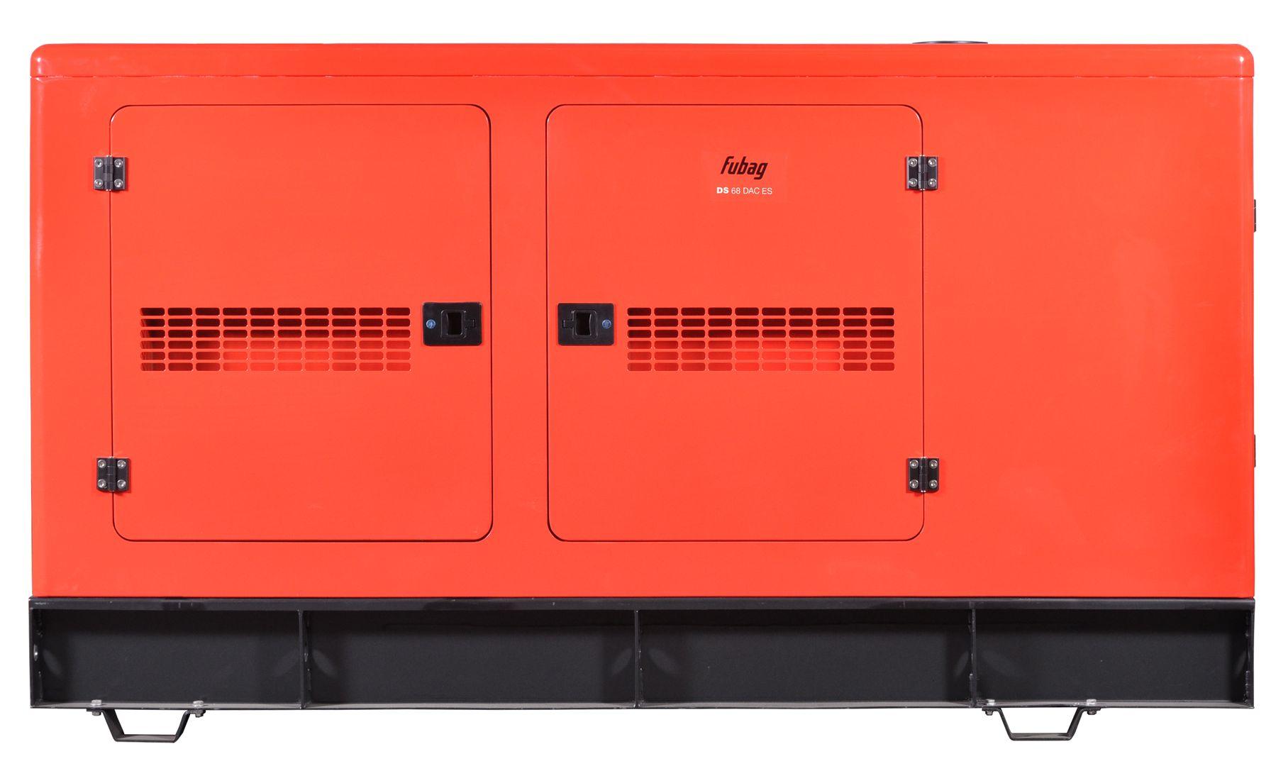 Дизельный генератор FUBAG DS 68 DAC ES с АВР