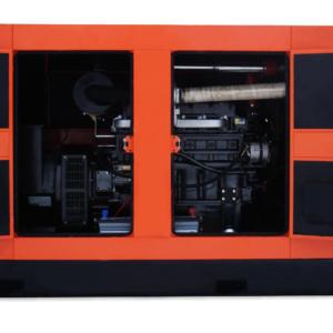Дизельный генератор MVAE АД-260-400-РК в кожухе с АВР
