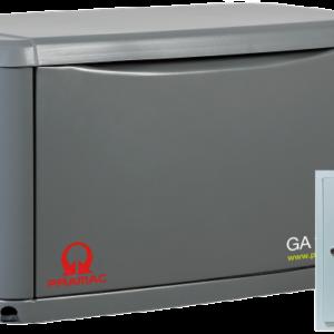 Газовый генератор PRAMAC GA20000 с АВР