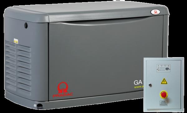 Газовый генератор PRAMAC GA13000 с АВР