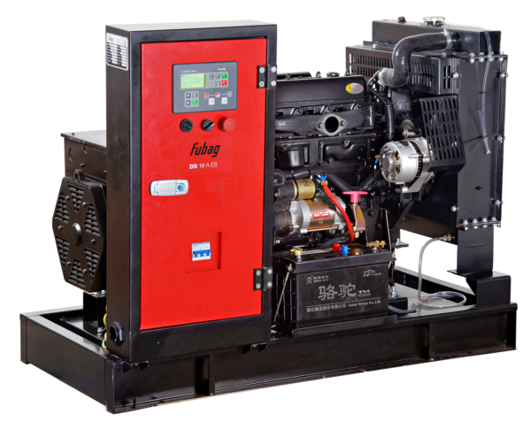 Дизельный генератор FUBAG DS 16 A ES с АВР
