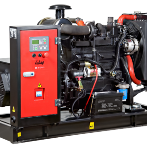 Дизельный генератор FUBAG DS 40 DA ES с АВР