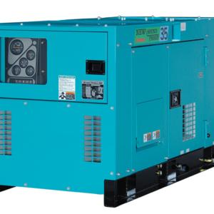 Дизельный генератор Denyo DCA-35SPK с АВР