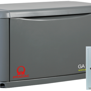 Газовый генератор PRAMAC GA10000 с АВР