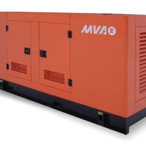 Дизельный генератор MVAE АД-80-400-РК в кожухе с АВР