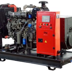 Дизельный генератор FUBAG DS 80 DA ES с АВР