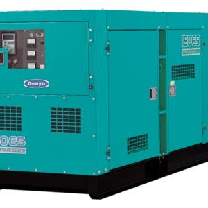 Дизельный генератор Denyo DCA-150ESK с АВР