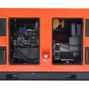 Дизельный генератор MVAE АД-25-230-РК в кожухе