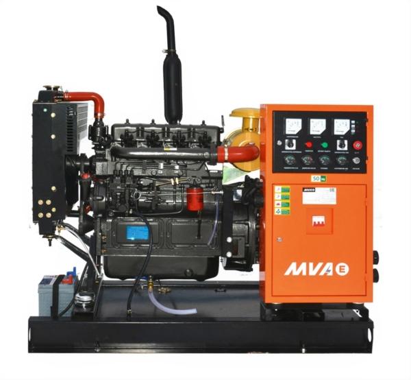 Дизельный генератор MVAE АД-20-400-Р с АВР