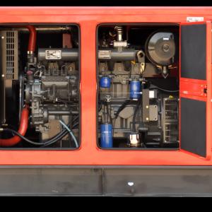 Дизельный генератор FUBAG DS 100 DAC ES с АВР