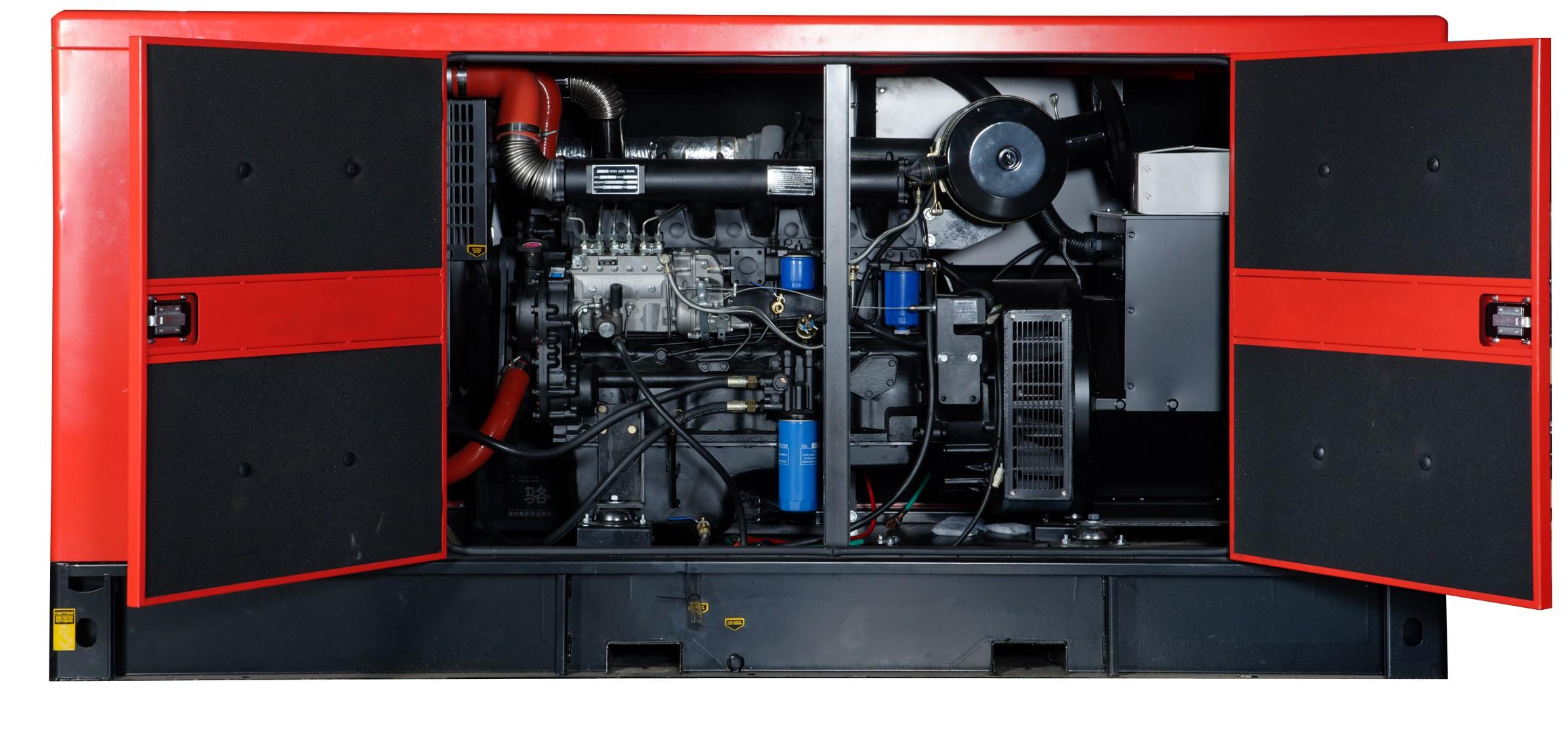 Дизельный генератор FUBAG DS 137 DAC ES с АВР