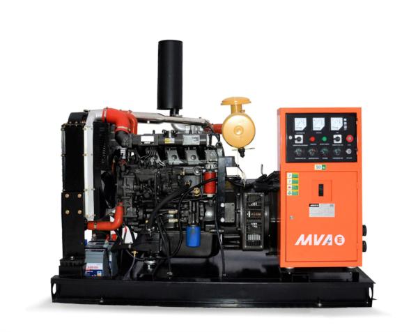Дизельный генератор MVAE АД-60-400-Р с АВР