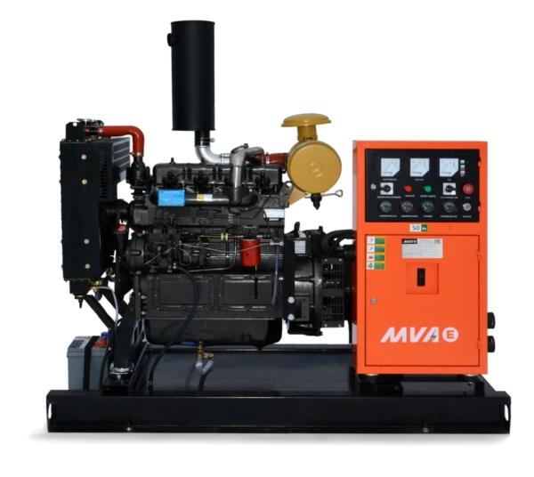 Дизельный генератор MVAE АД-50-400-Р с АВР