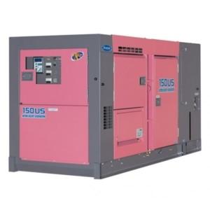 Дизельный генератор Denyo DCA-150USK с АВР