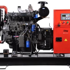 Дизельный генератор FUBAG DS 55 DA ES с АВР