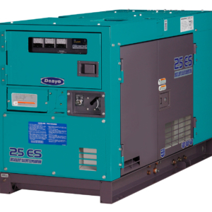 Дизельный генератор Denyo DCA-25ESK с АВР