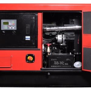 Дизельный генератор FUBAG DS 27 AC ES с АВР