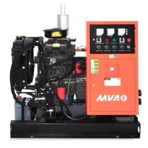 Дизельный генератор MVAE АД-10-230-Р с АВР