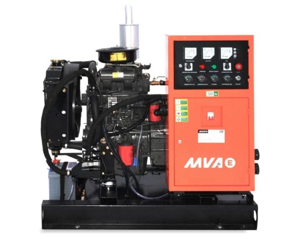 Дизельный генератор MVAE АД-10-400-Р с АВР
