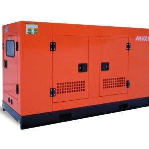Дизельный генератор MVAE АД-10-230-РК в кожухе с АВР